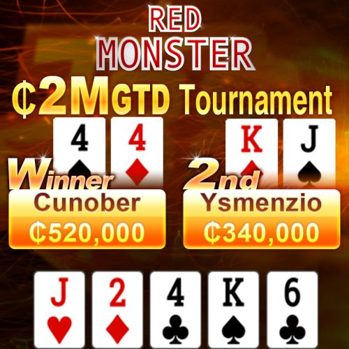 Red Monster_en